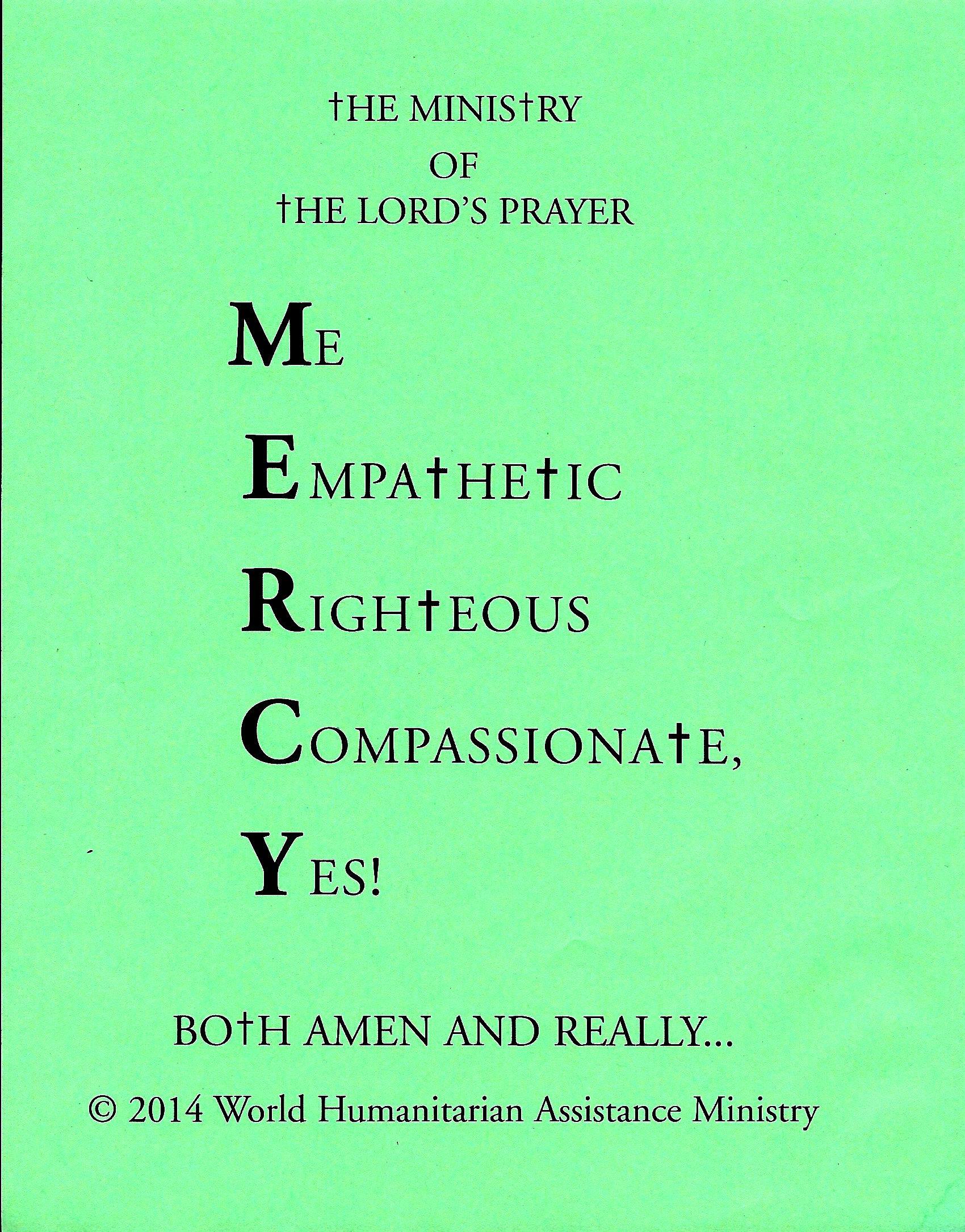 ministry of the lords prayer u2013 u2020